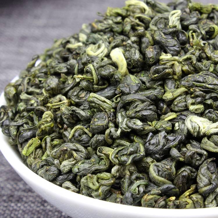 Описание чая би ло чунь и его приготовление