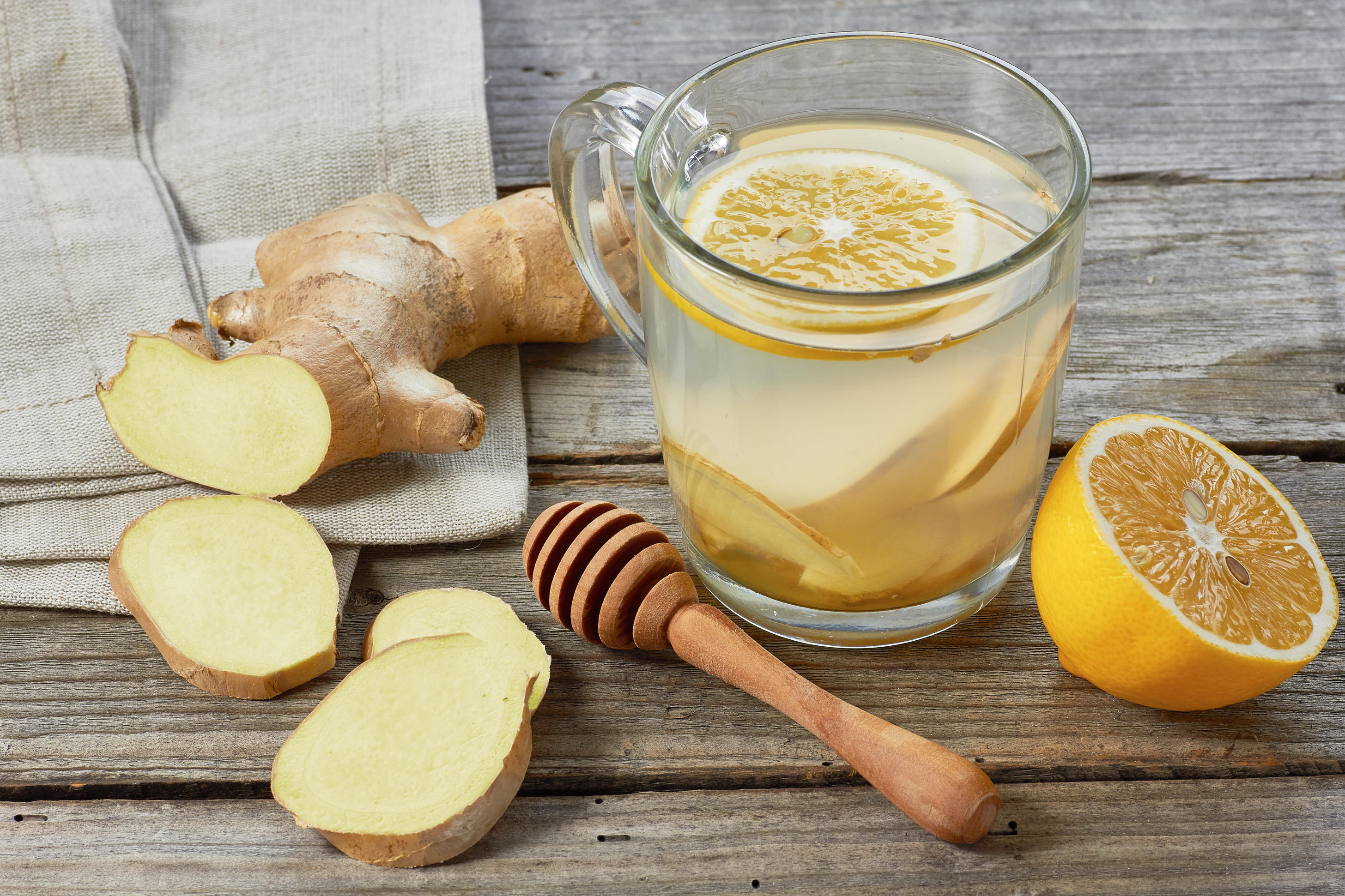 Имбирный чай: польза и вред, противопоказания