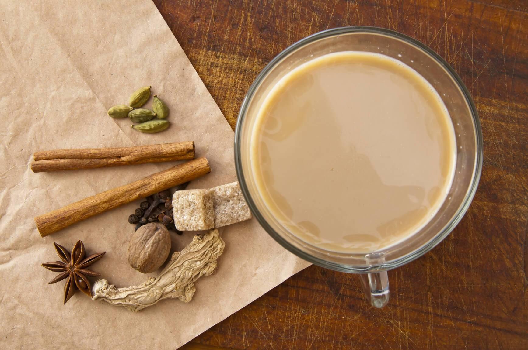Чай масала: рецепт приготовления, из готовой смеси