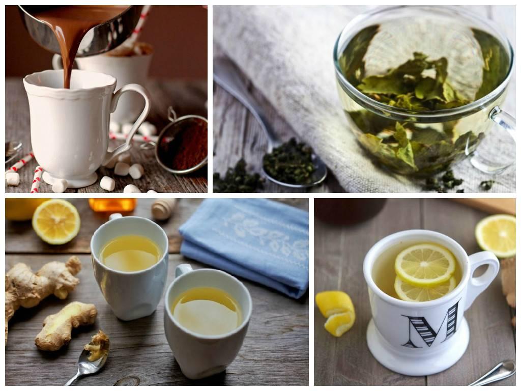 Чем заменить кофе и чай – альтернатива привычным напиткам