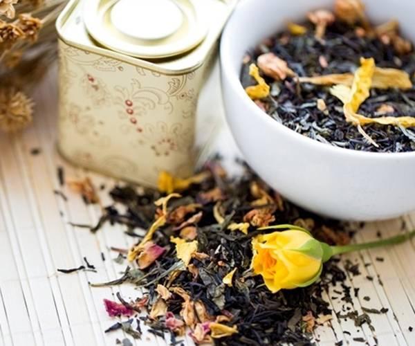 Самые известные чайные смеси на основе черного чайного сырья