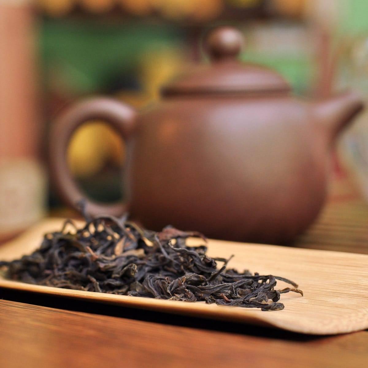 Что за чай улун Ми Лань Сян и описание его вкуса, цвета, аромата