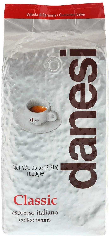 Кофе danesi, данези