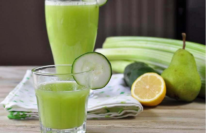 Сок сельдерея для похудения: рецепты и польза