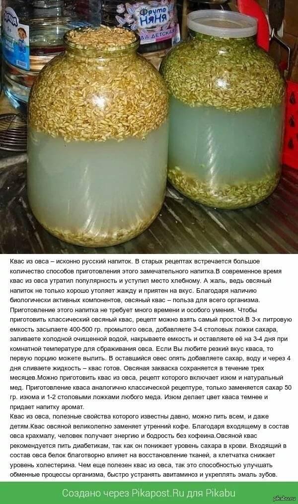 Рисовый квас пошаговый рецепт быстро и просто от олега михайлова