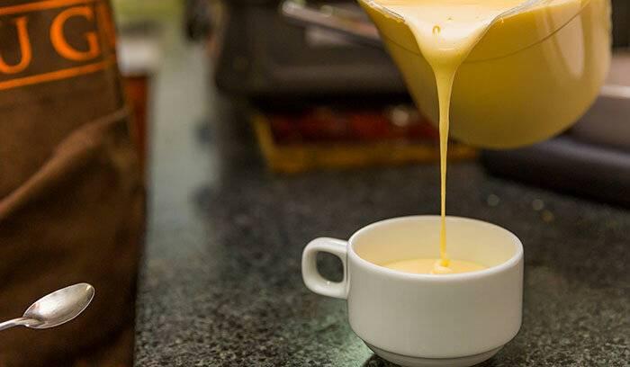 Кофейный зефир на агаре рецепт
