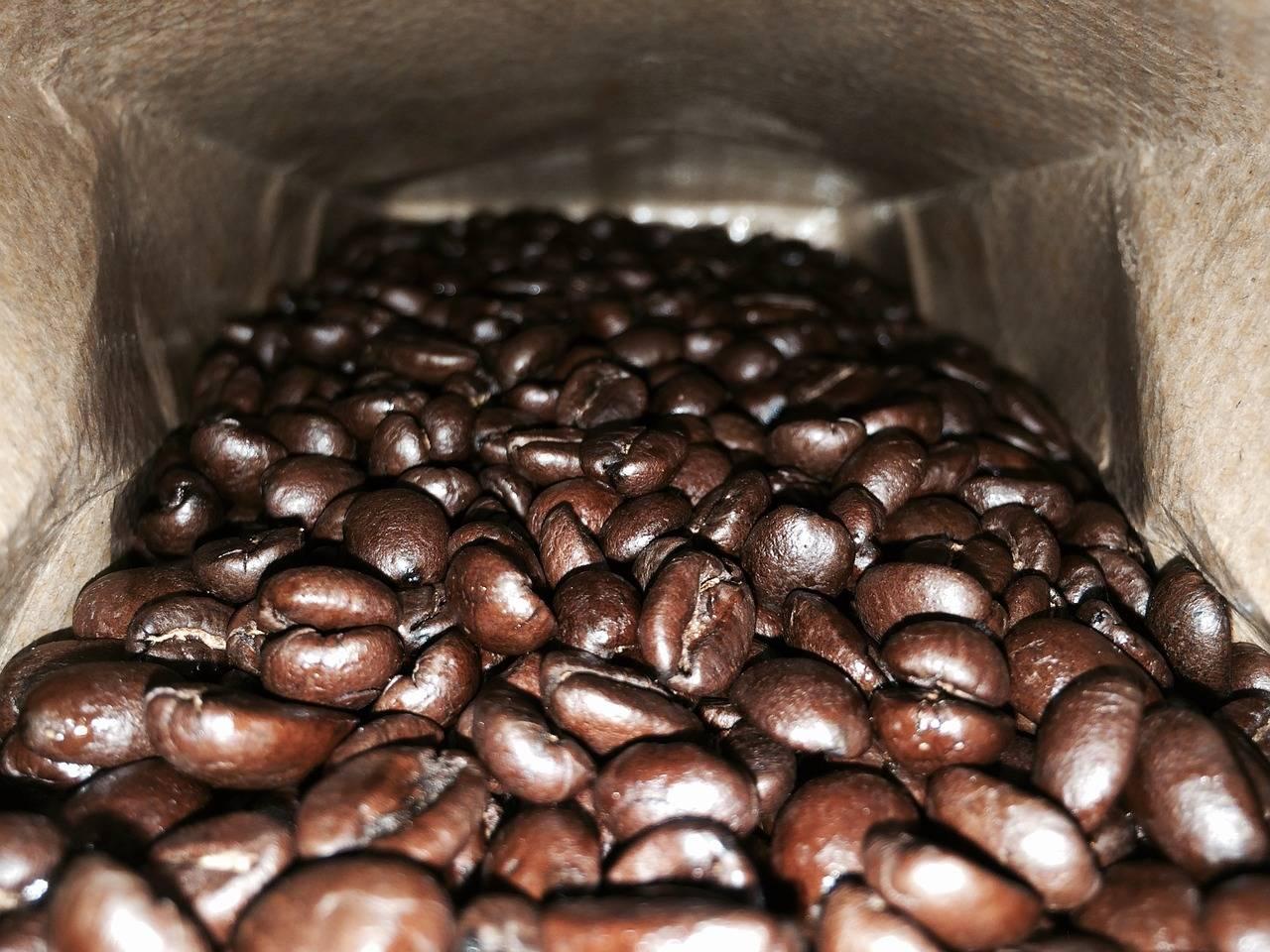 Кофейные ягоды (зерна)
