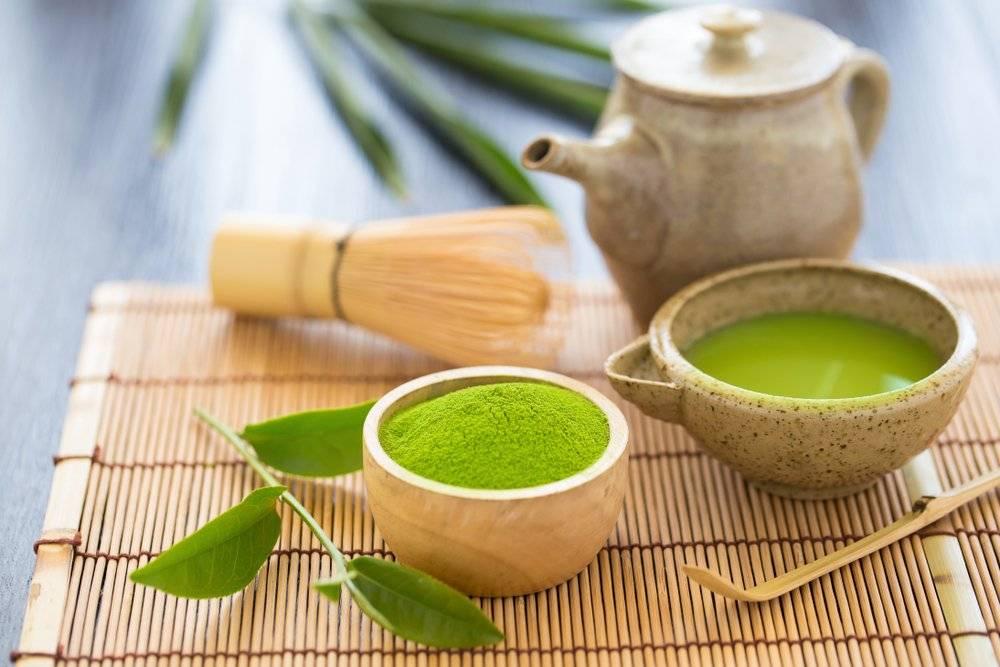 Японский чай матча: полезные свойства. научные исследования