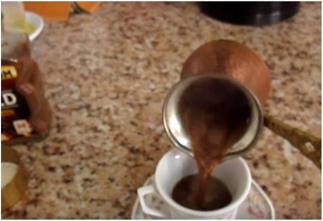 Как приготовить кофе в турке: классические рецепты приготовления напитка