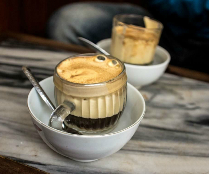 Кофе по-венски (меланж)