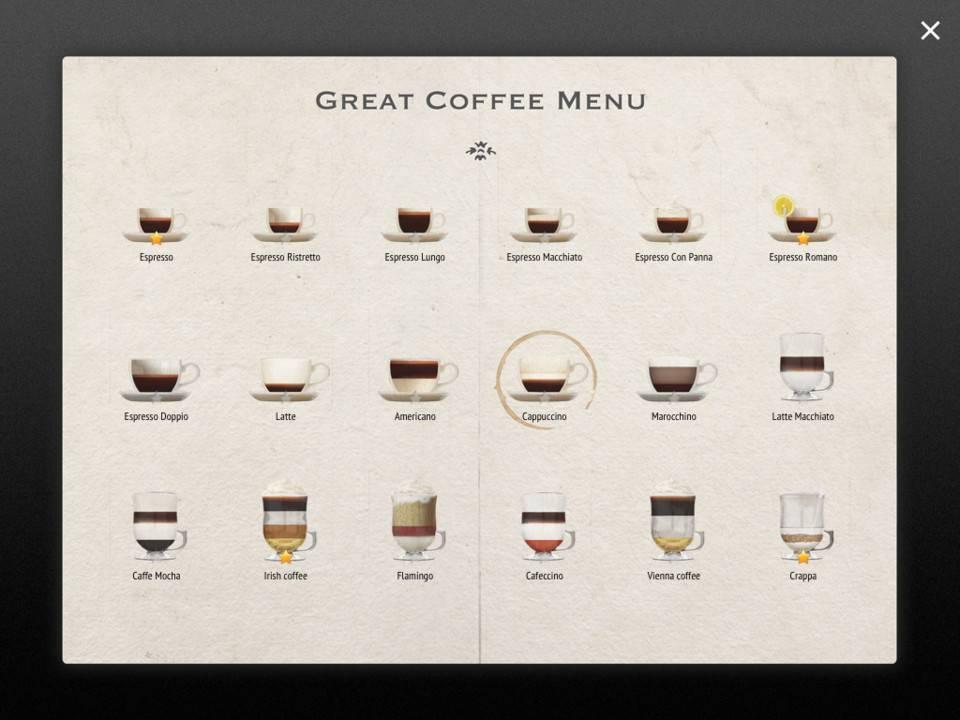 Особенности приготовления и правила подачи кофе лунго