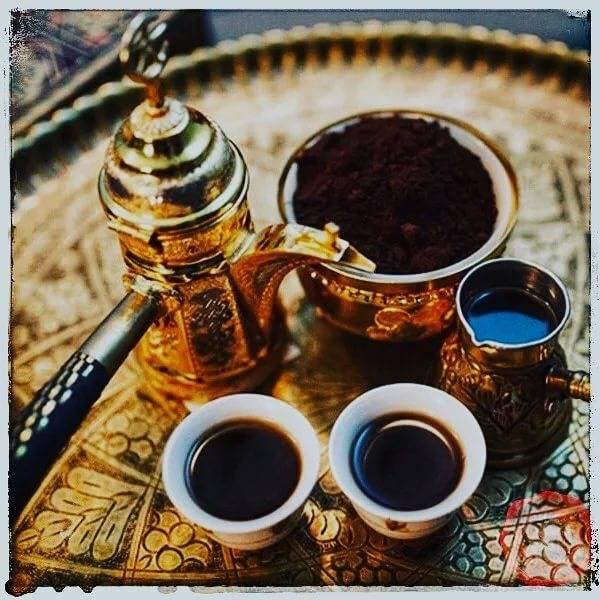 Как варить кофе по турецки в турке