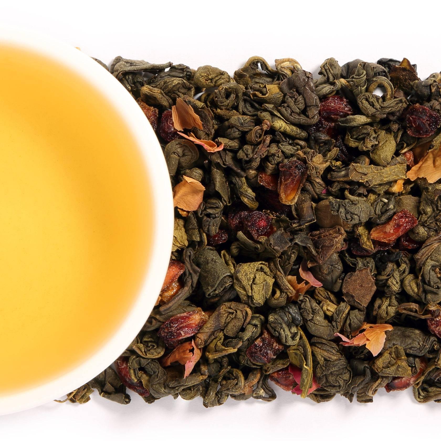 Зеленый китайский чай ганпаудер польза и вред