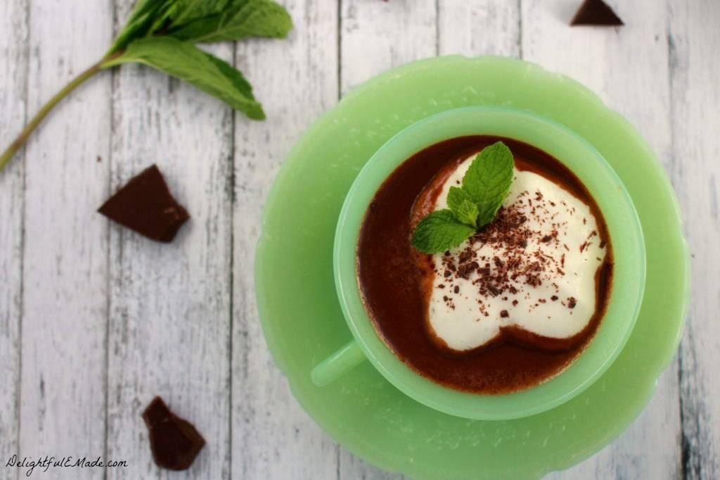 Шесть лучших рецептов приготовления мятного кофе