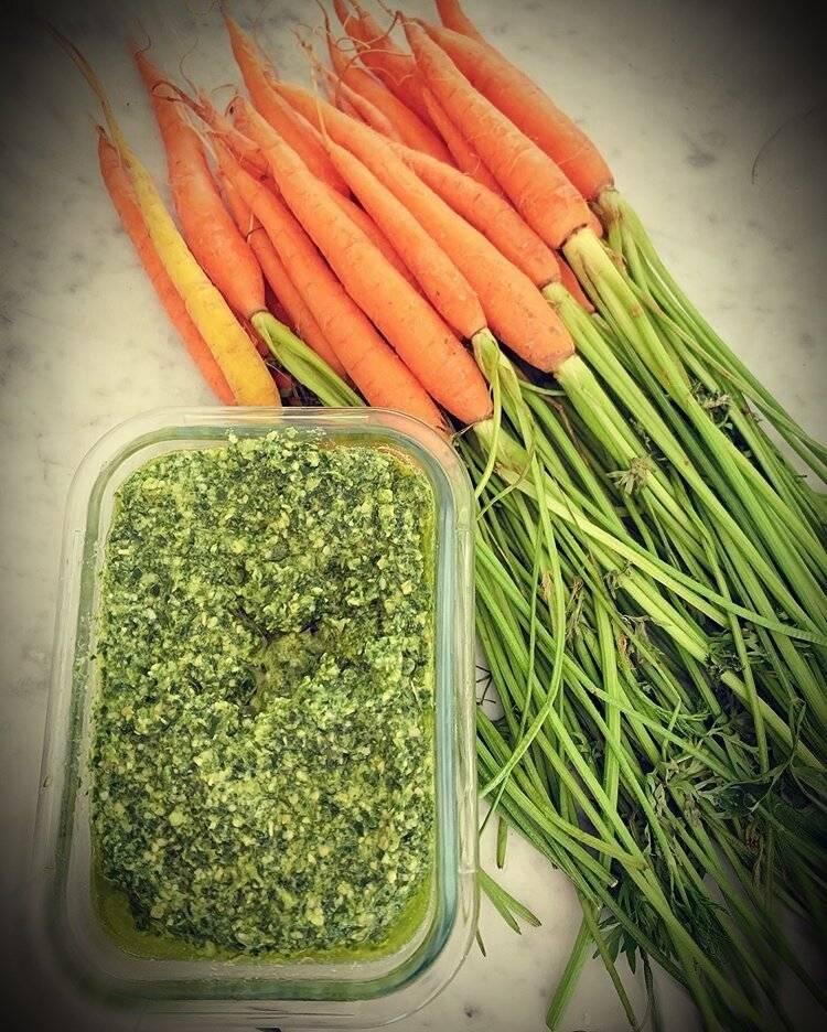 Способы приготовления, свойства, польза и вред морковного чая