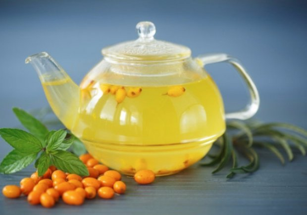 Облепиховый чай: рецепты, полезные свойства, противопоказания