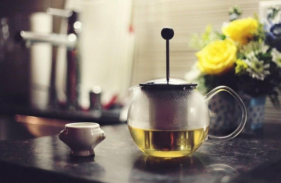 Кофеин в зеленом чае, сколько его содержится