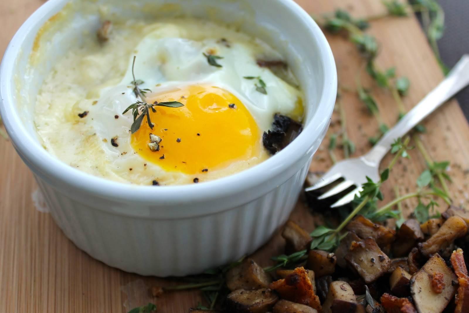 Кофе и яйцо – неожиданный тандем с нежным вкусом
