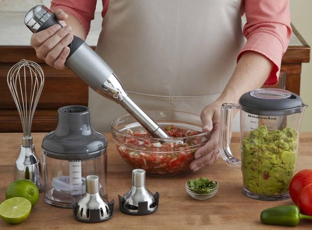 Зачем нужен блендер на кухне и что с его помощью можно сделать