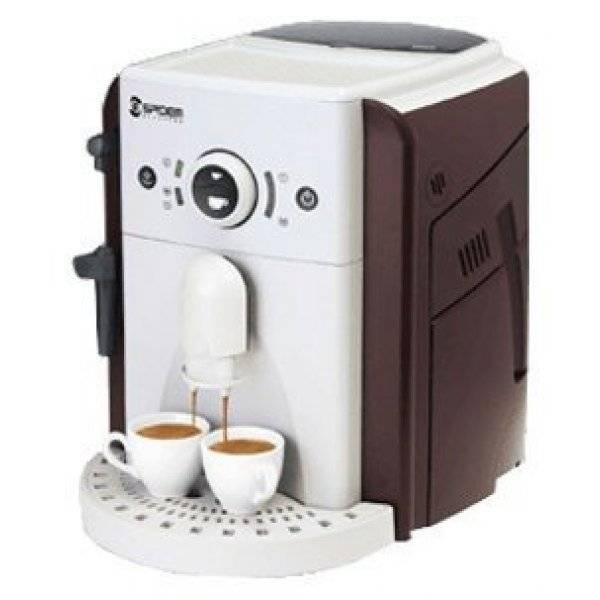 Обзор популярных моделей кофемашин spidem