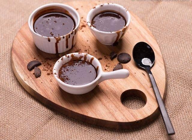 Кофе с шоколадом в турке