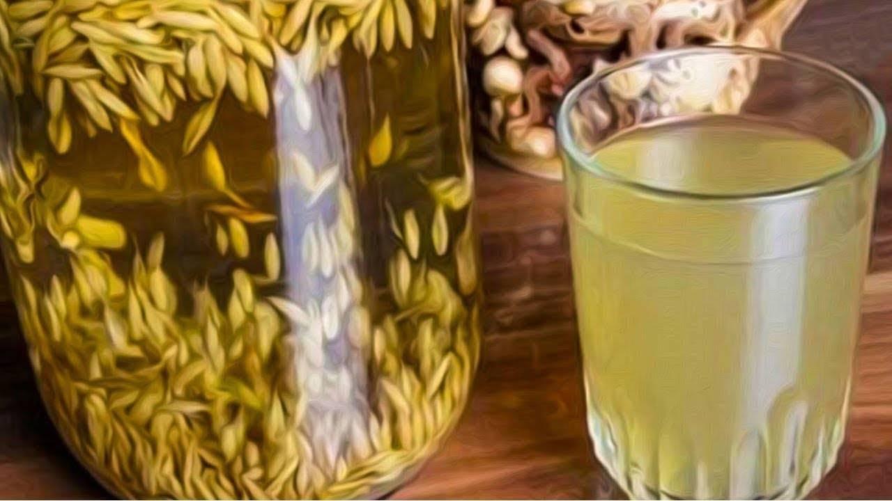 Квас из овса домашний рецепт с фото