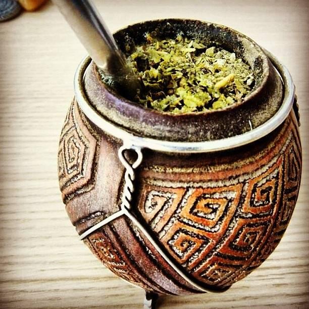 Как правильно заваривать и пить чай мате
