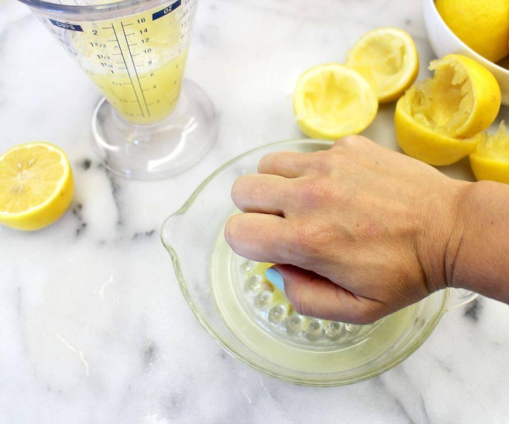 Три способа приготовления лимонного сока