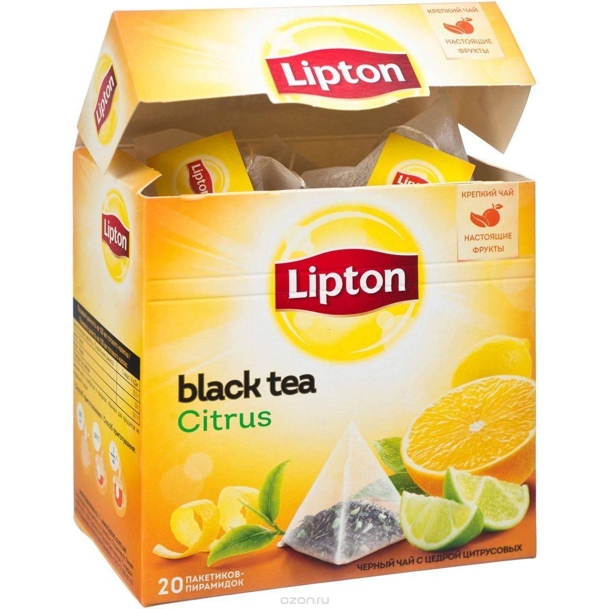"""Чай """"липтон"""": разновидности, вкусы. отзывы покупателей"""