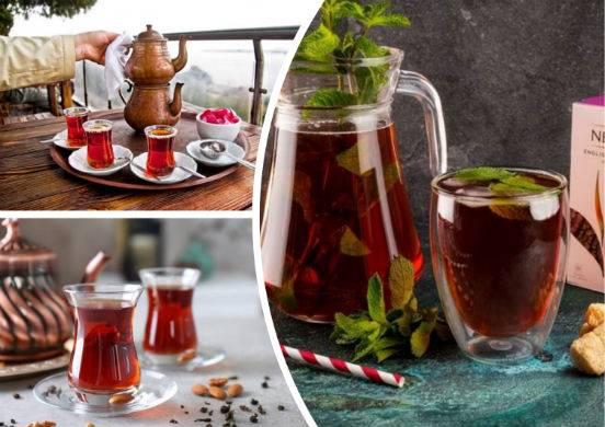 Гранатовый чай: как заваривать, полезные свойства напитка