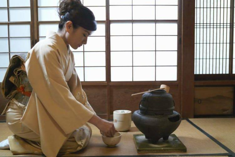 Чайная церемония в японии - teaterra | teaterra