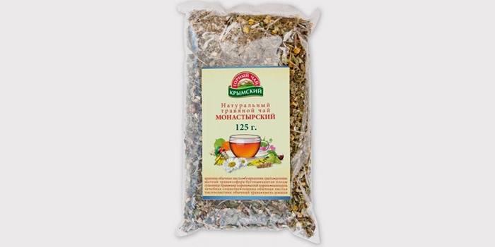 Монастырский чай от диабета: какой состав, как принимать и хранить?