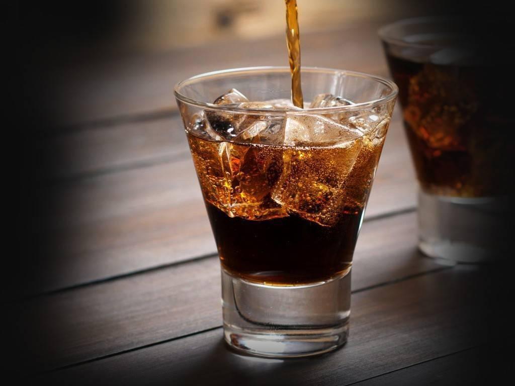 Водка с колой: рецепт напитка и пропорции, последствия
