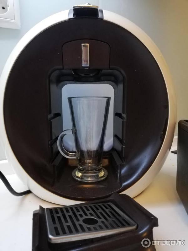 Капсульные кофеварки