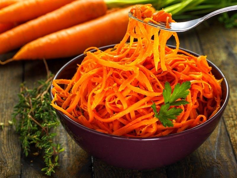 Морковный чай: полезные свойства, как приготовить напиток