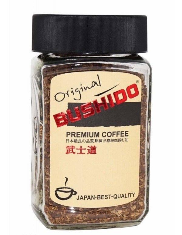 Кофе бушидо: виды и описание, отзывы