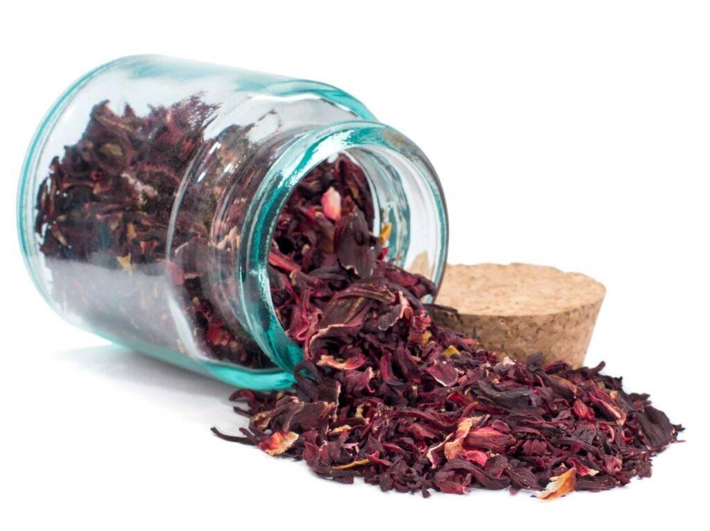 Каркаде польза и вред, изучаем полезные свойства чая