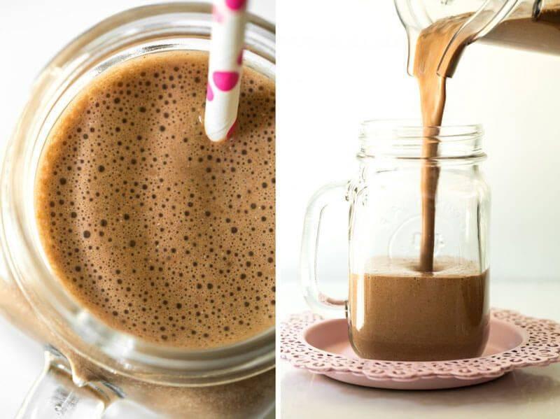 Кофейный смузи рецепт