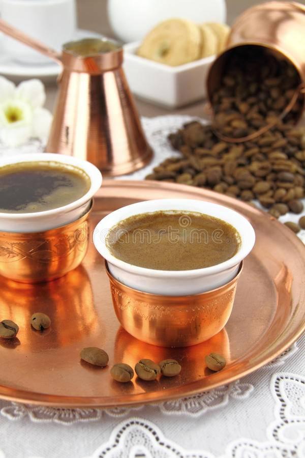 Названия, виды и описание кофейных напитков