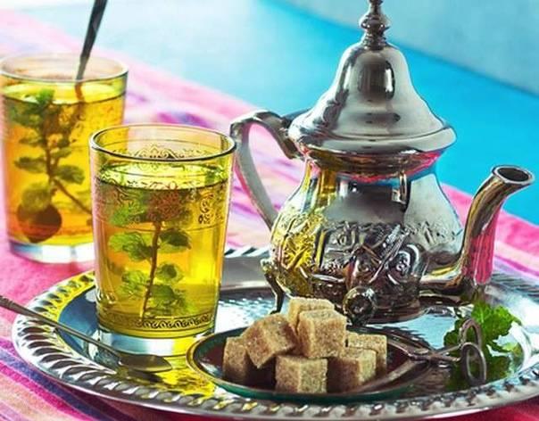 Марокканский чай (22 фото): лучшие рецепты, как приготовить с бадьяном, корицей и апельсином