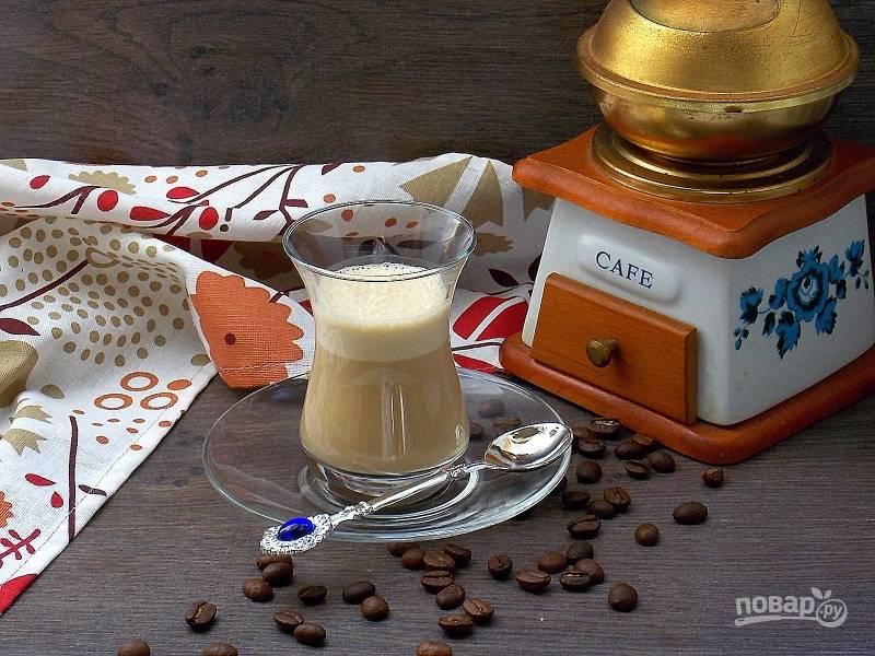 Кофе с халвой рецепт с фото - 1000.menu
