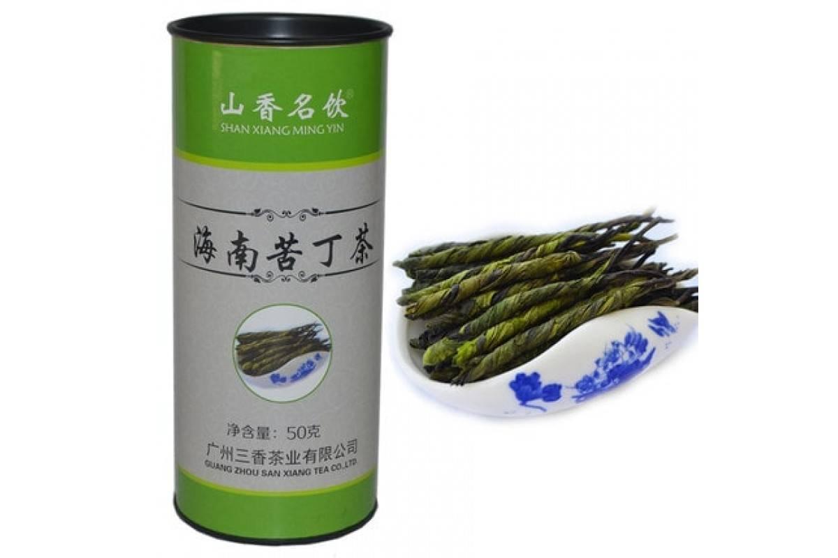 Полезные свойства зеленого чая кудин