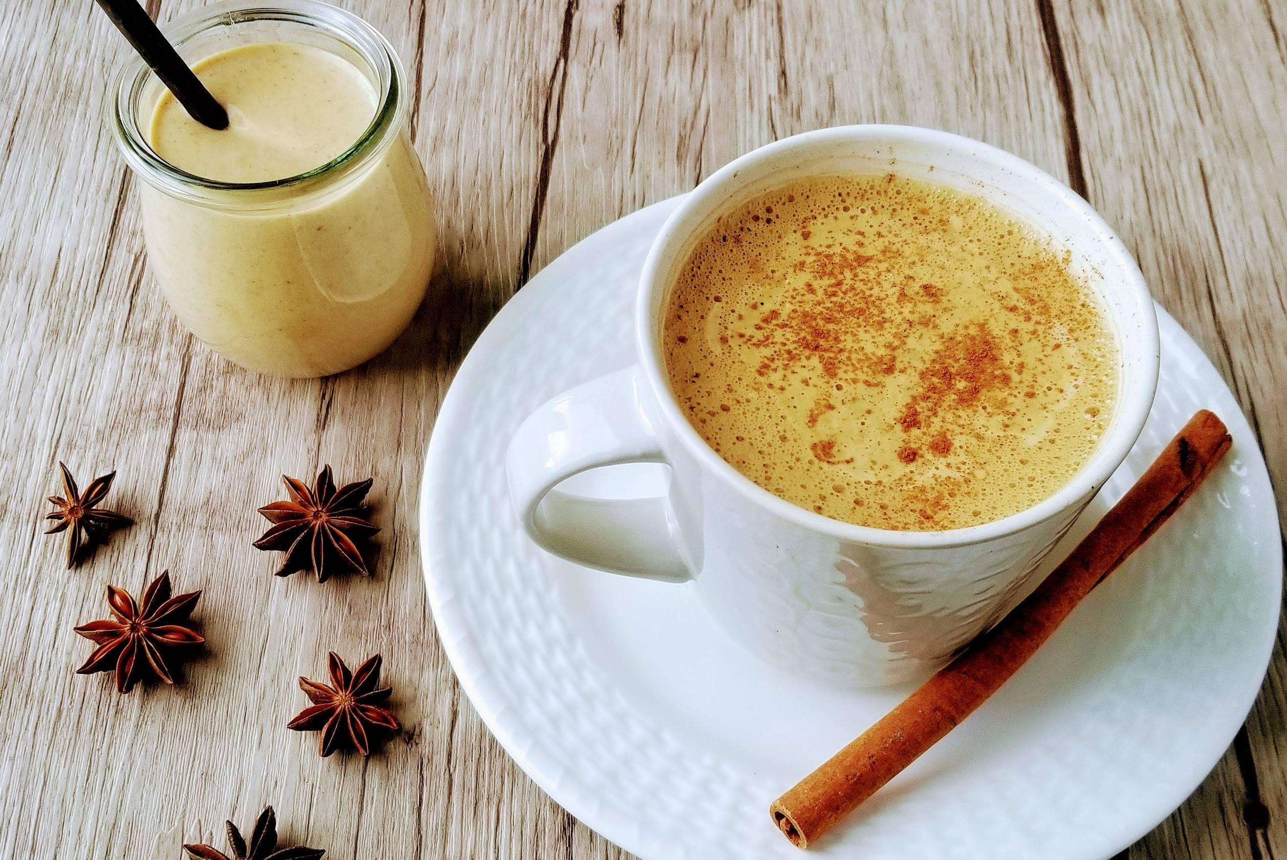 Чай латте в домашних условиях – 3 рецепта пряного напитка
