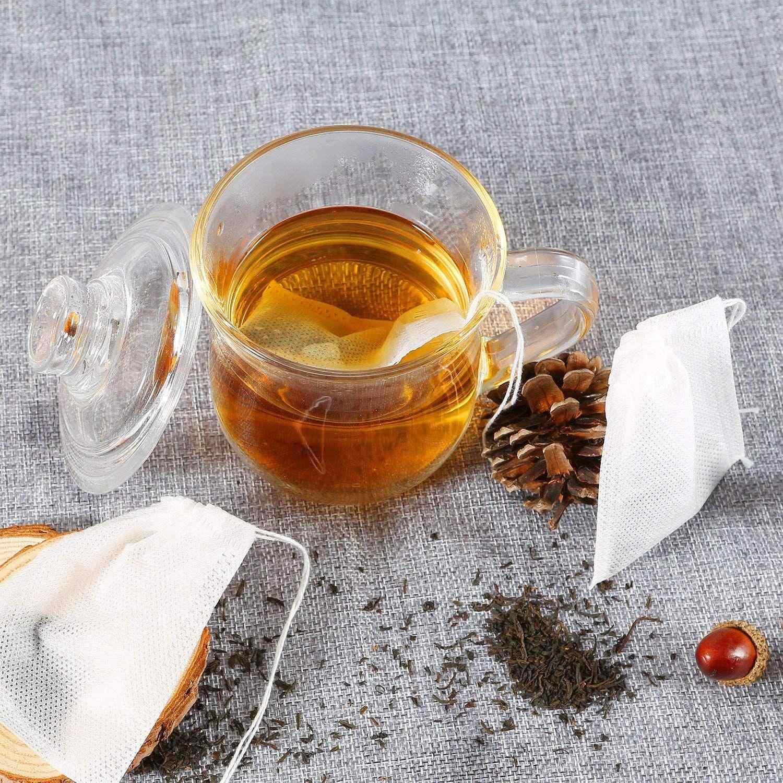 Пакетированный чай: польза и вред.