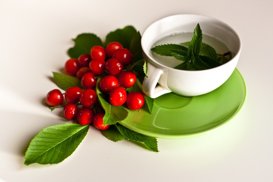 Чай с калиной — польза и вред, как заваривать и как пить