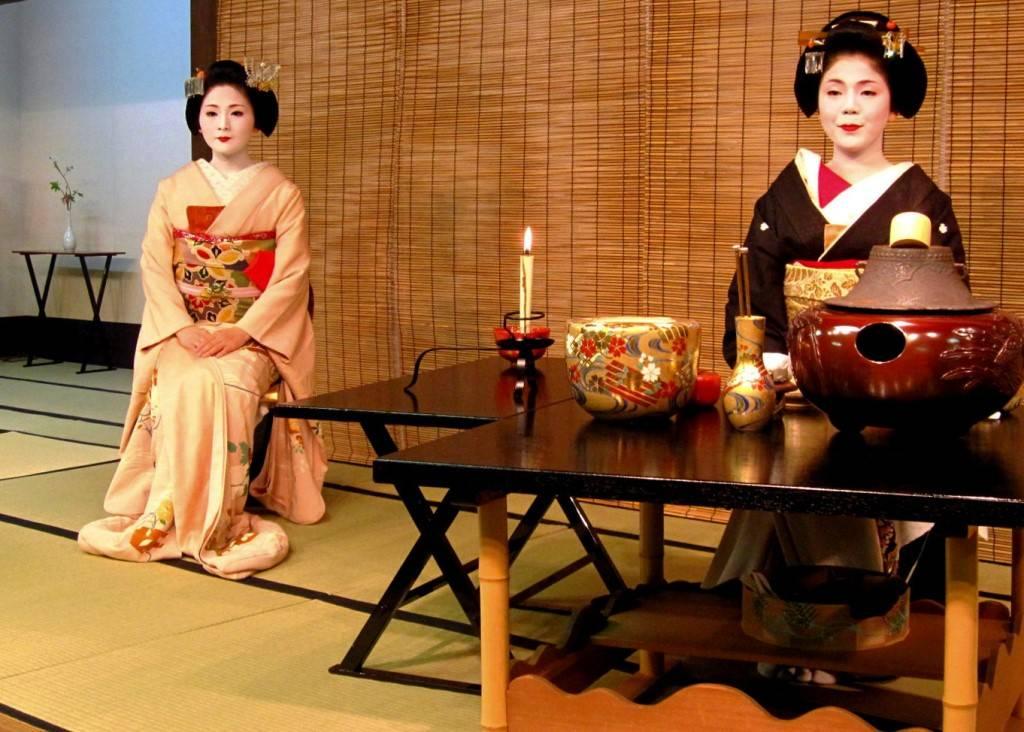 Как проводится японская чайная церемония
