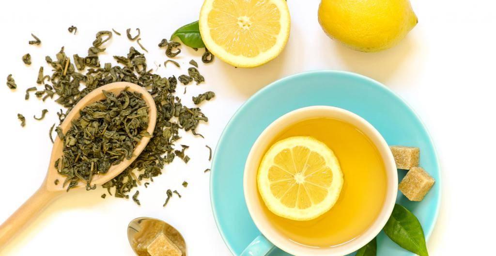 Зеленый чай с лимоном – особенно полезный напиток