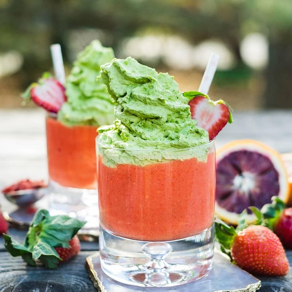 Смузи из ягод
