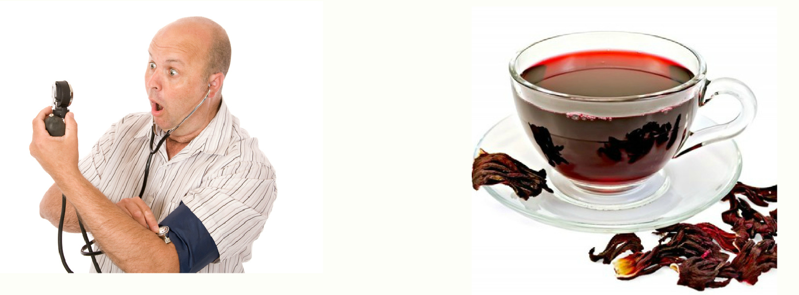 Чай каркаде повышает или понижает давление?