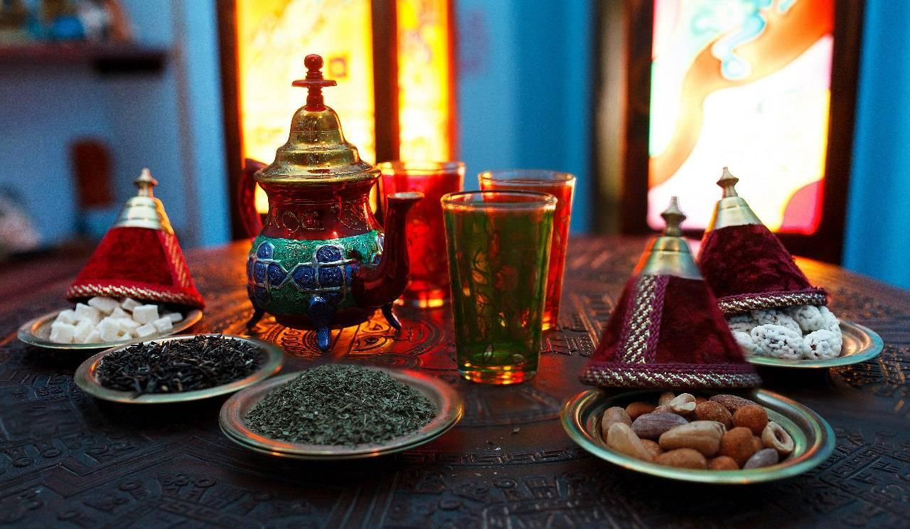 Как правильно заваривать марокканский чай